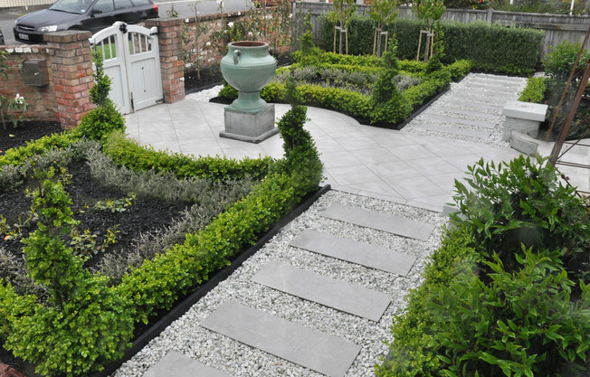 Planting design by  Mosaic Design