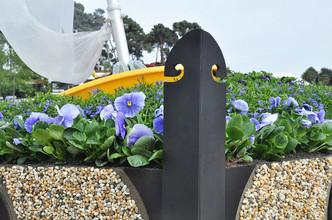 Show garden designed by Mosaicdesign