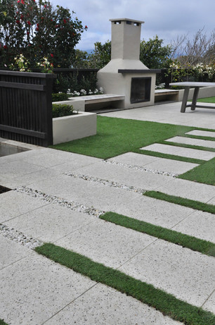 Paving design by MosaicDesign