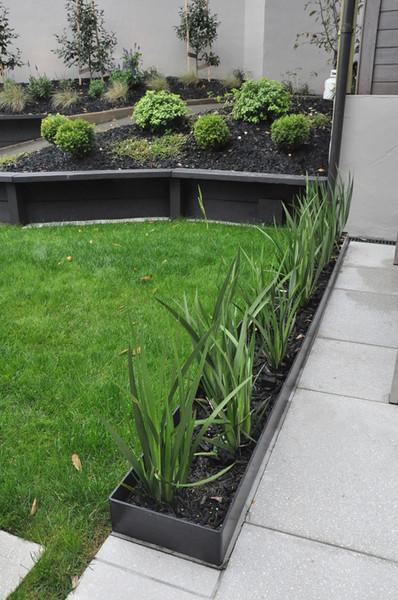 Garden designed by Mosaicdesign