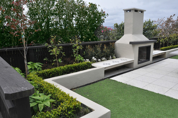 Wadestown garden