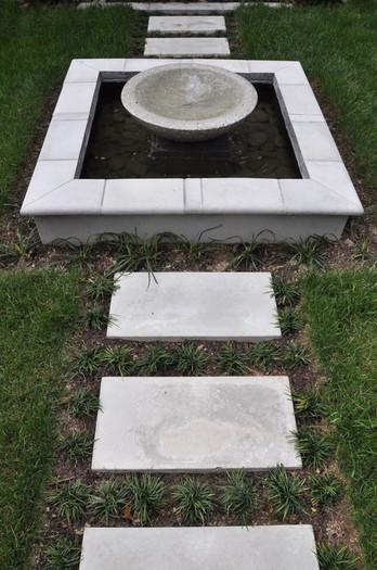 Fountain design by Mosaicdesign