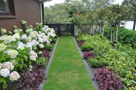 Garden design in Churton Park