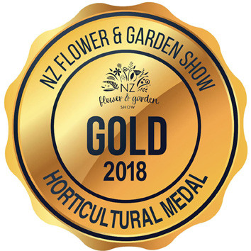 Gold medal received for A Pollinators Paradise designed by Mosaicdesign and Tidygardens