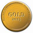 Gold medal 2013