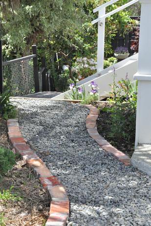 Brooklyn garden designed by Mosaicdesign