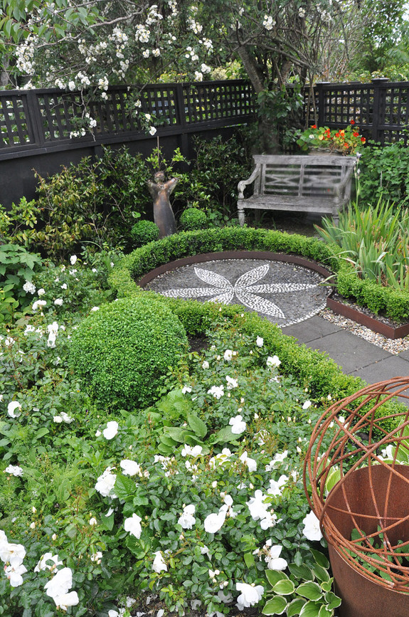 Garden design by Mosaicdesign