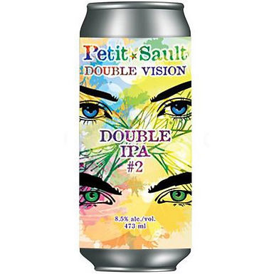 Double Vision Double IPA #2 8.5% - 473 ml