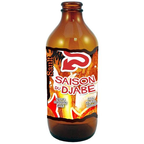 Saison du Djâbe 5.5% - 341 ml