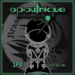 Spoutnique IPA - 6.2% Keg