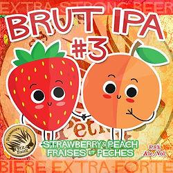 Brut IPA #3 - 8.8%