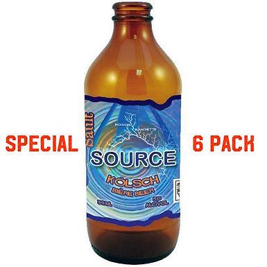 6pack - Source Kolsch 5.1% - 341 ml
