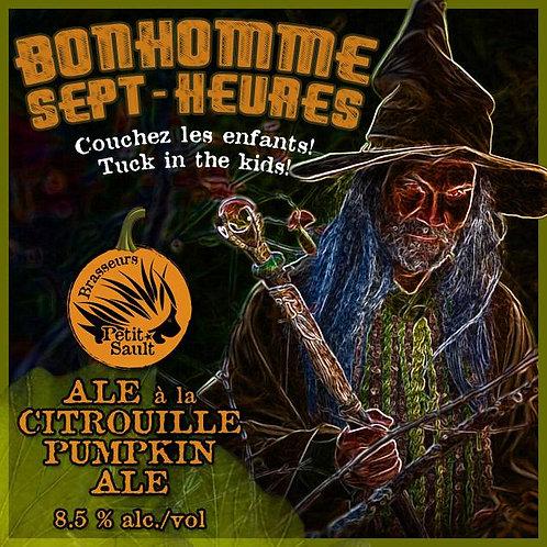Bonhomme Sept-Heures - 8.5% Keg