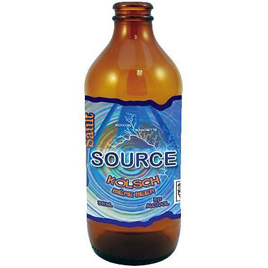 Source Kolsch 5.1% - 341 ml