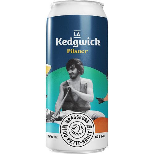La Kedgwick 5% - 473 ml