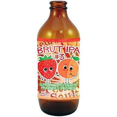 Brut IPA #3 8.8% - 341 ml