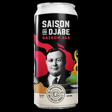 Saison du Djabe 5.5% - 473 ml