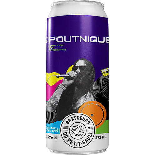 Spoutnique IPA 6.2% - 473 ml