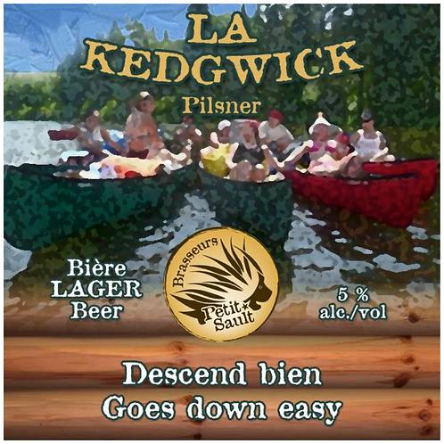Kedgwick Pilsner - 5% Keg