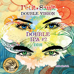 Double Vision Double IPA #2 - 8.5% Keg