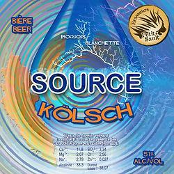 Source Kölsch - 5.1% Keg