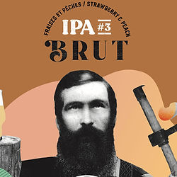 Brut IPA #3 - 8.8% Keg