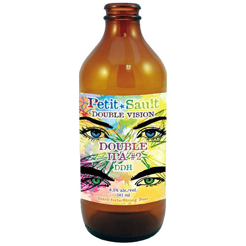 Double Vision Double IPA #2 8.5% - 341 ml