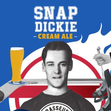 Keg - Snap Dickie Cream Ale - 4.6% Keg