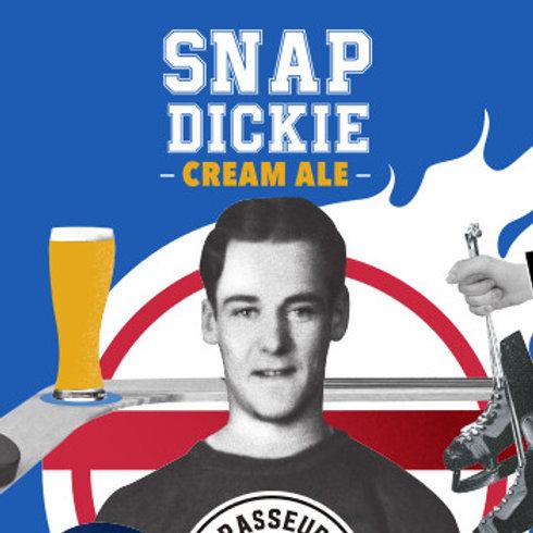 Cruchon 64oz - Snap Dickie