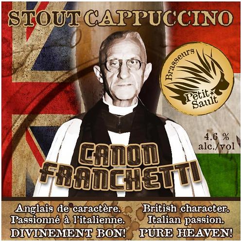 Canon Franchetti Cappuccino Stout - 4.6%