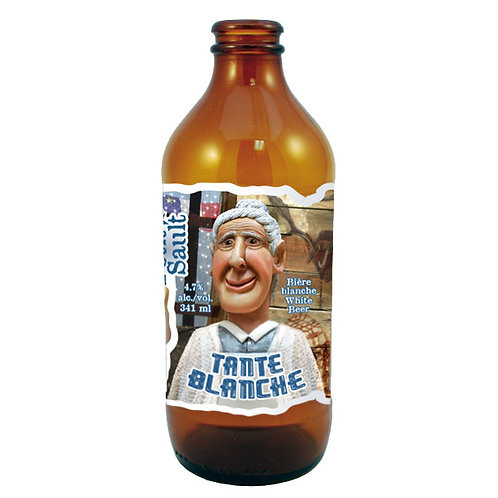 Tante Blanche 4.7% - 341 ml