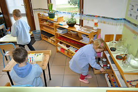 Montessori 3 Ecole Privée Sainte Famille