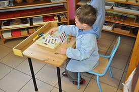 Montessori 4 Ecole Privée Sainte Famille