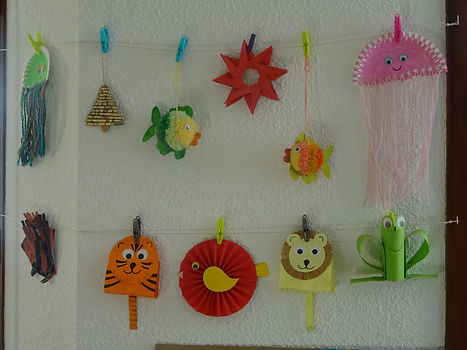 Montessori 5 Ecole Privée Sainte Famille