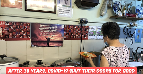 After 38 Years, COVID-19 Shut Their Doors For Good