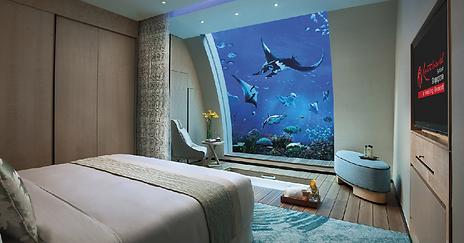 Dine Under The Sea With Resorts World Sentosa