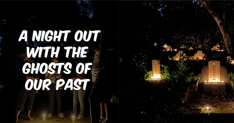 Go On A Guided Tour of Singapore's Haunted Places After Dark