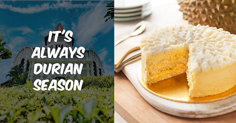 If You Love Durian, It's Time To Visit Goodwood Park Hotel