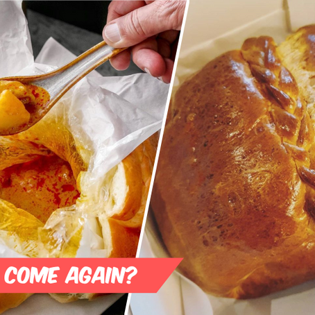Support Local By Eating @EatMyCB's Home-Baked Curry Buns!
