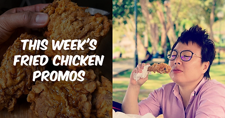Do You Believe Yummy Fried Chicken Makes Everything Better?