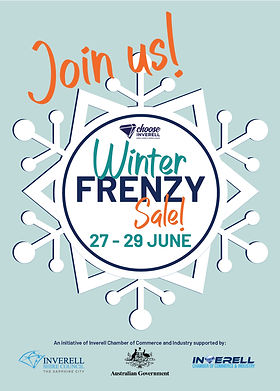 Inverell Chamber of Commerce Winter Fren