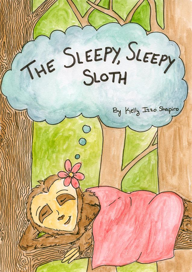 The Sleepy, Sleepy Sloth Cover