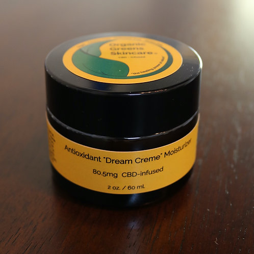 "Dream Creme ""Night Moisturizer"" 2oz"