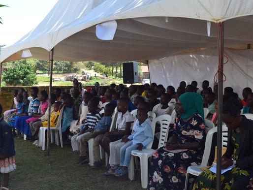 Musoke International and the Tedd Community Development Foundation (TCDF) Joint Christmas Party 2019