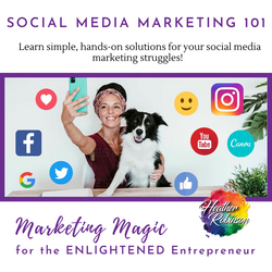 Marketing Series Social Media Post