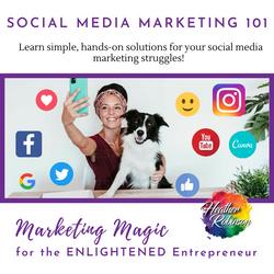 Marketing Series Social Media Post