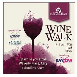 OMT Wine Walk Series EMarketing