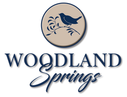 Woodland Springs Logo Design