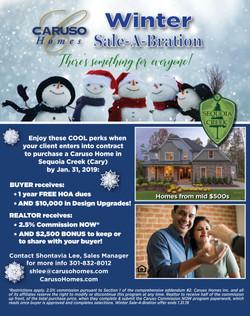 WinterSaleABration Campaign