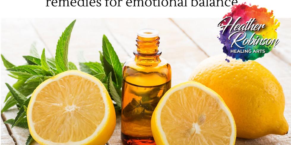 Essential Oils for Emotions 101